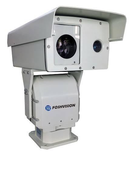 2.1km HD PTZ Laser Night Vision Camera