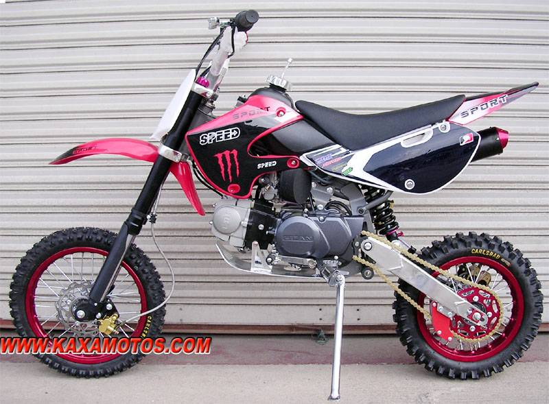 new dirt bike 125ccm 140ccm klx oil cooled pit bike. Black Bedroom Furniture Sets. Home Design Ideas
