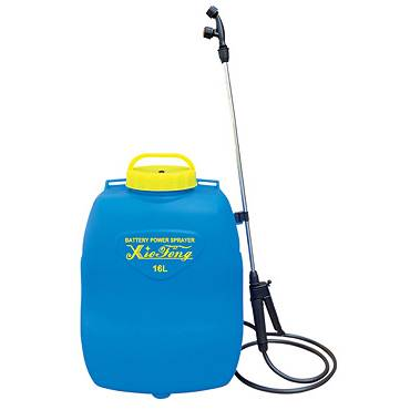 16L PE backpack portable knapsack electric sprayer VP-ES16-5