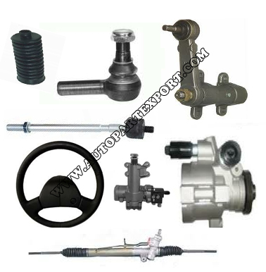 Steering System parts,Ball Joint,Tie Rod End,Idler Arm,Rack End,Cross Rod,Dust Cover,Power Steering