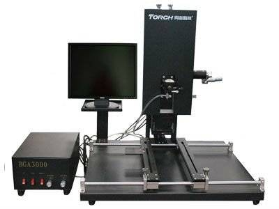BGA Mounting Machine / BGA Component Pick and Place Machine  (TORCH)