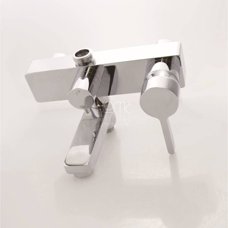 Facotry directly wholesale wall-mounted upc bathtub faucet