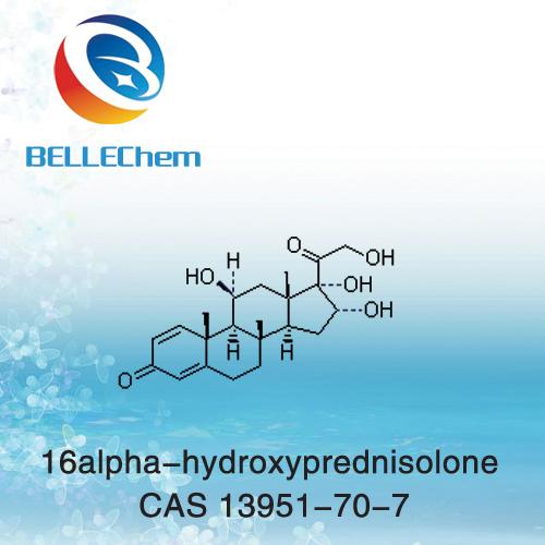 16alpha-hydroxyprednisolone CAS 13951-70-7