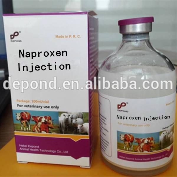 Antipyretic cattle medicine Naproxen Injection Veterinary Injection
