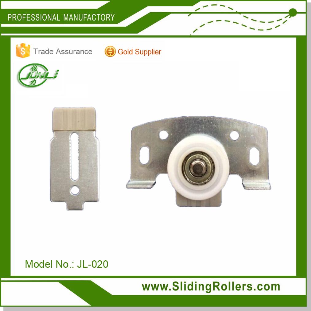 JL-020 Furniture Hardware Fittings Cabinet Sliding Door Roller