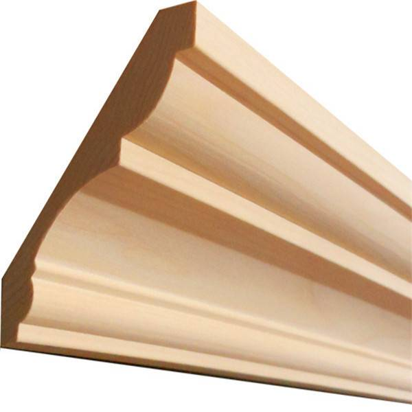 Modern house design wooden casing moulding