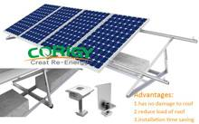 corigy ballast type solar mount system