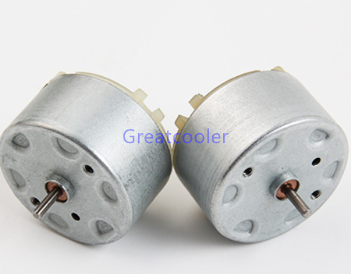 DC motors with brush DMB500XRE