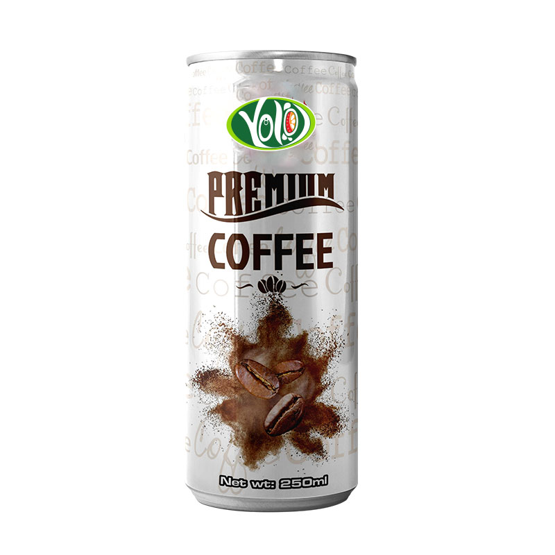 Whosale and Supplier beverage YOLO Premium black coffee