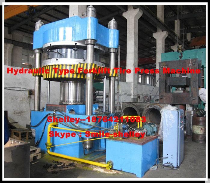 Rubber Molding Vulcanizer Pressing Machine