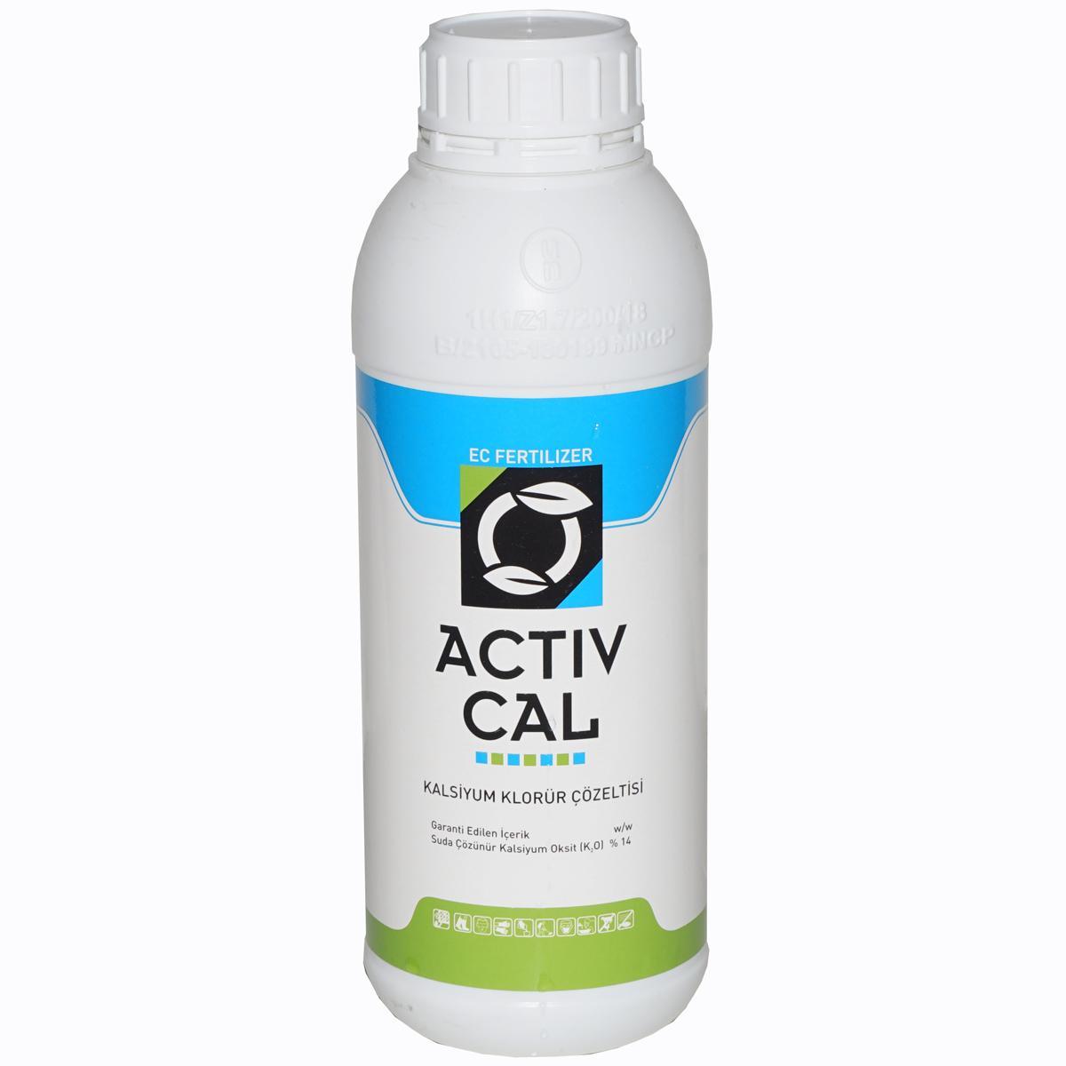 ACTIVCAL CALCIUM CHLORIDE FERTILIZER