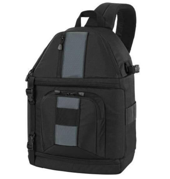 High quality nylon camera bags/backpacks with interior removable padding slider/camera bags/camera b