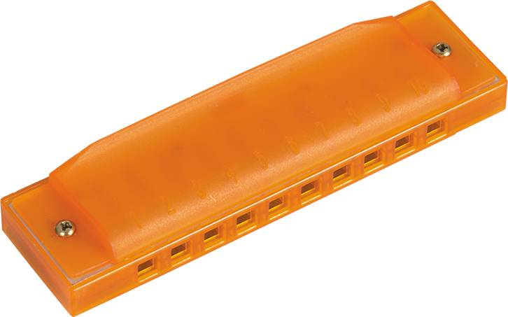 Colorful and popular plastic harmonica toy for sale