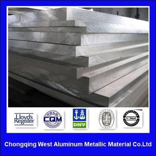 Supply 7075 aluminum alloy plate sheet