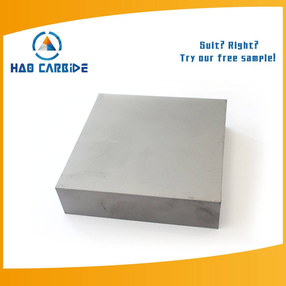 Tungsten Alloy Block/Plate
