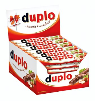 Duplo 18.2g, Tic Tac Mint Orange 16g, Schokobons 125g, Ferrero Collection 172g