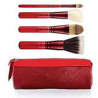 4pc MAC brushes