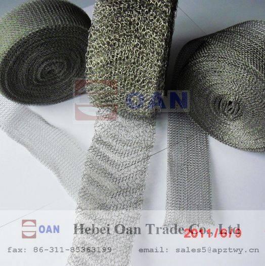 Knitted Wire Mesh/ Knit Mesh Gasket(Oan)