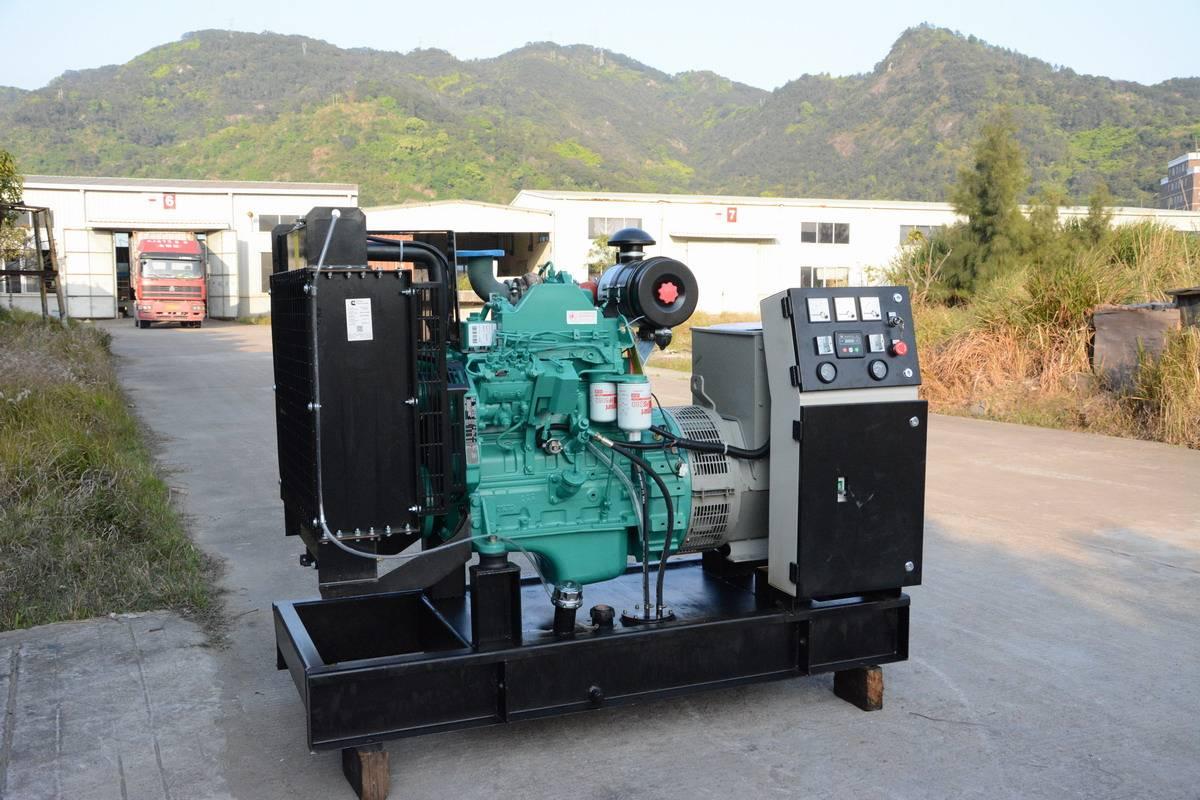 Power Generator set with Yuchai diesel engine 25kVA at 1800rpm 60Hz on hot sale