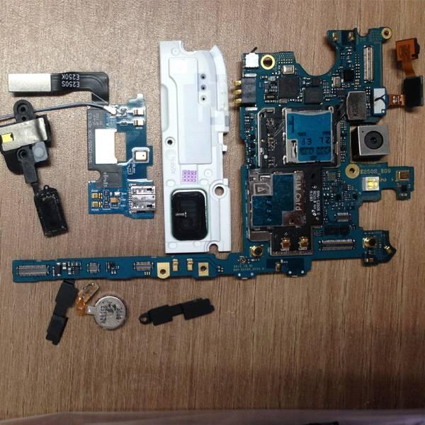 Phone Scrap Smartphone Mainboards Original Korean Version
