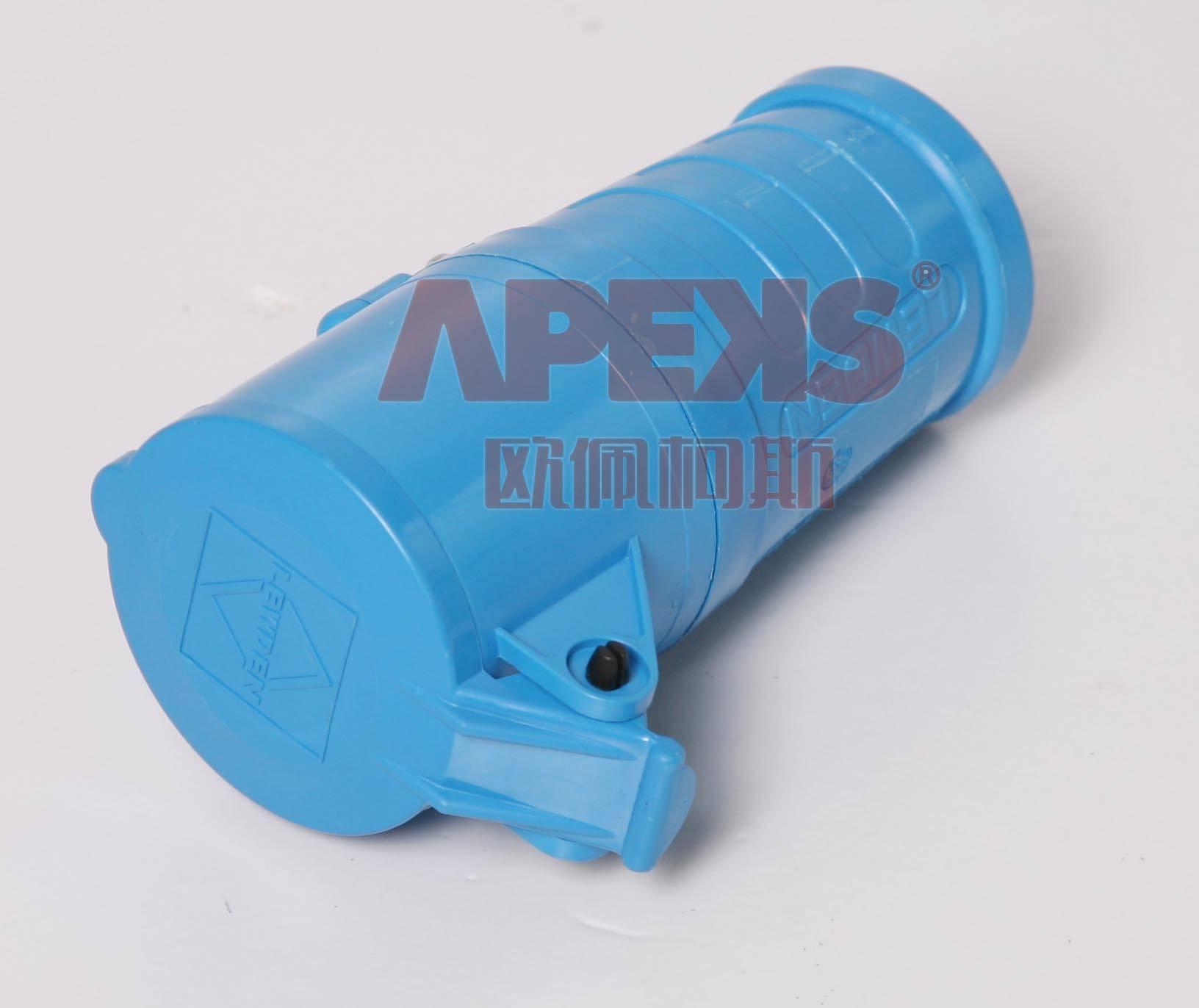 Industrial Coupler/Cee Coupler-IP44/16a