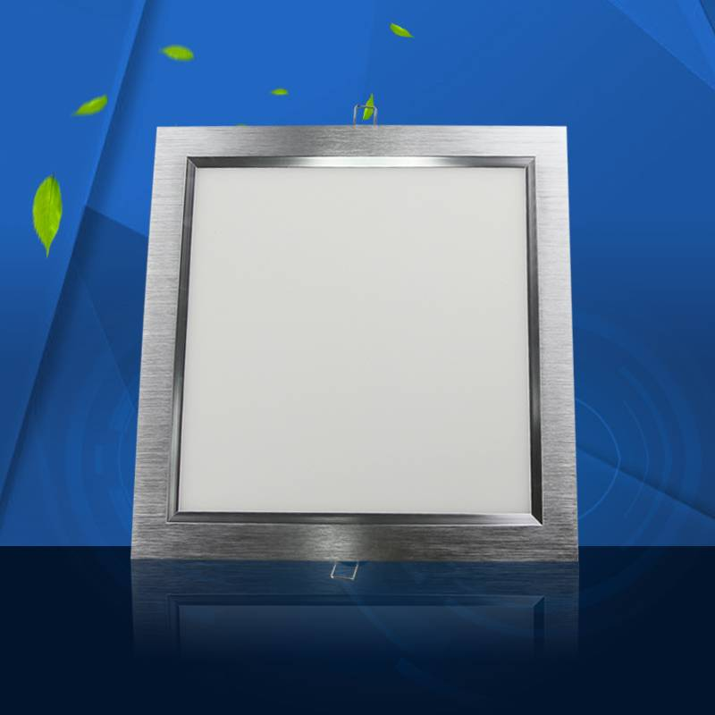 Professional IP44 12w Square Flat Panel LED Lights Net Weight 720g