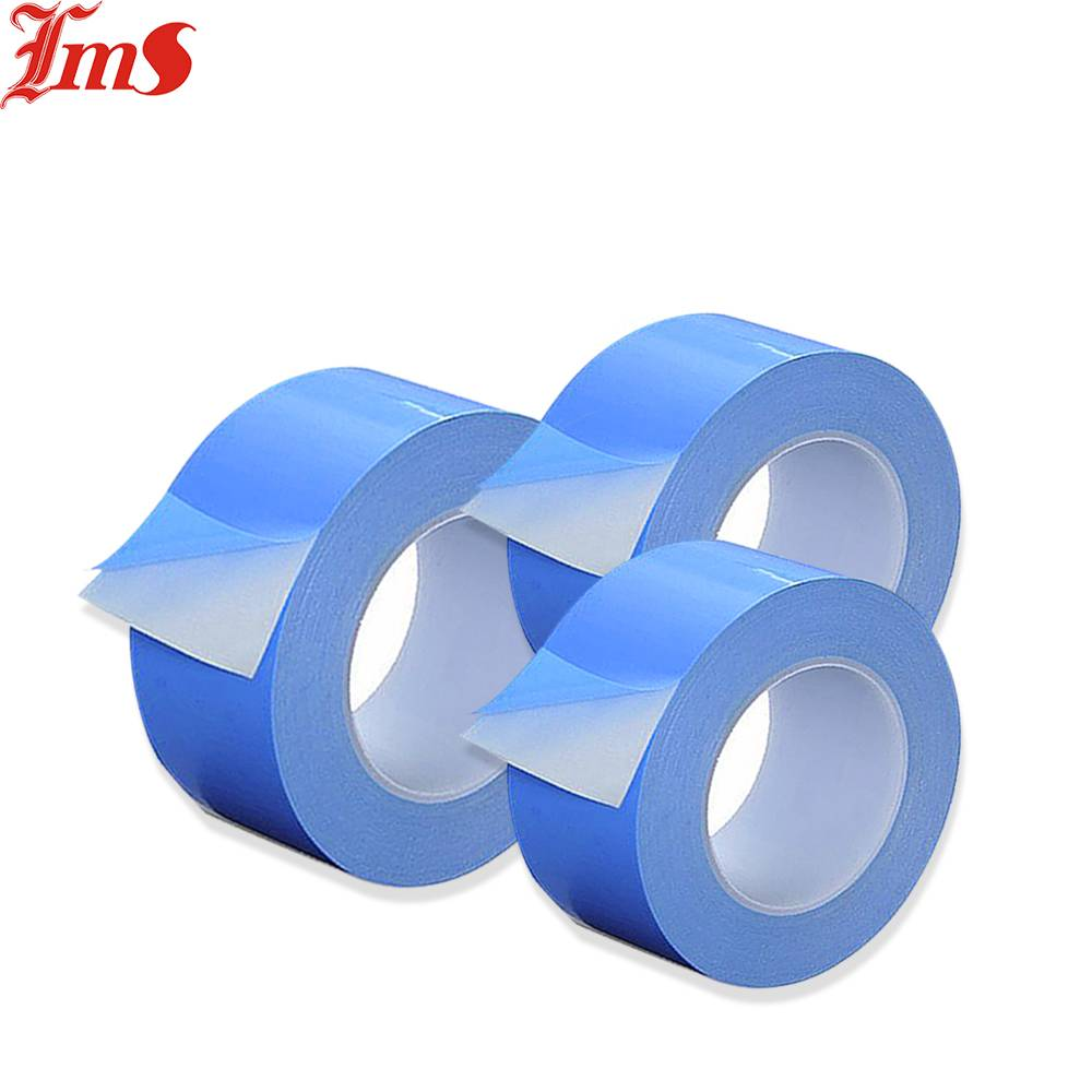 Silicone Rubber Thermal Heatsink Conductive Double Sided Adhesive Tape