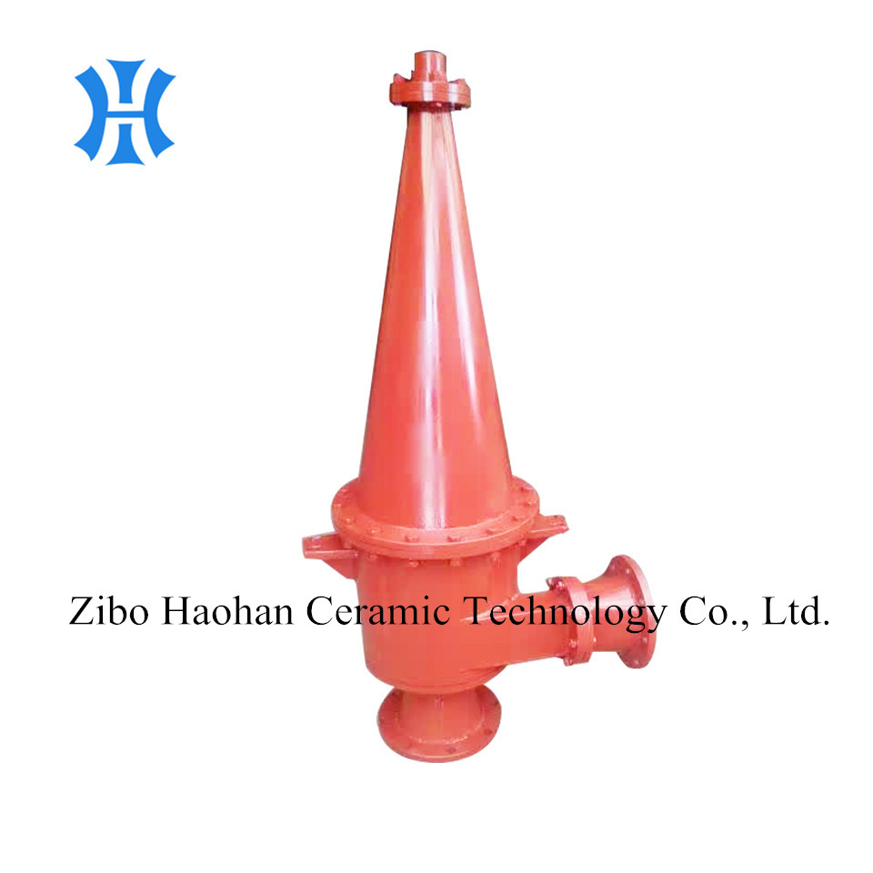 Wear Resistant Ceramic Lined Hydrocyclone Separator for Mineral Separating