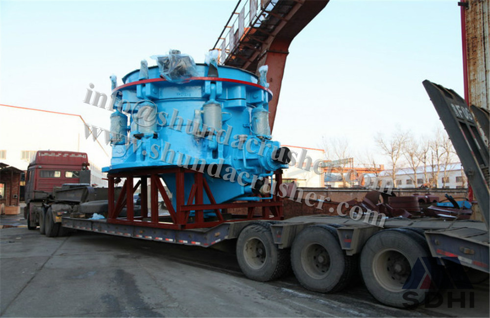 HV Series Single Cylinder Hydraulic Cone Crusher