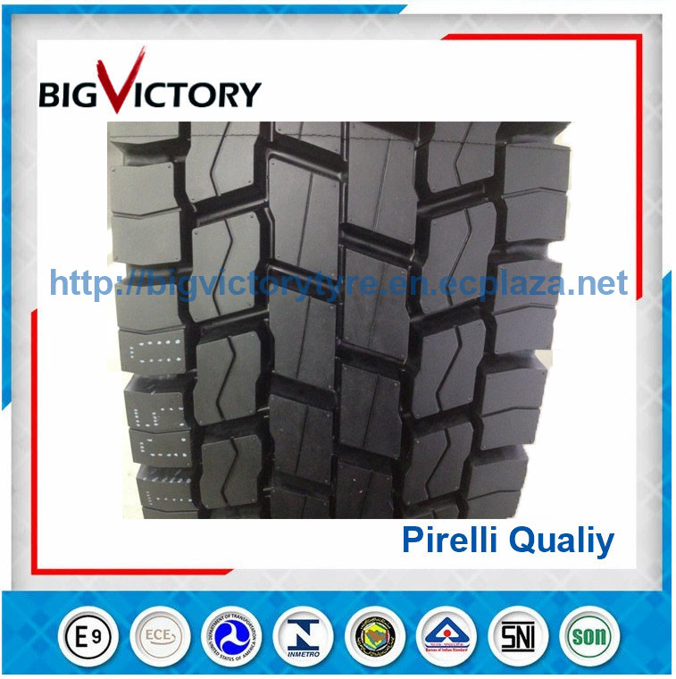 Bus tire Pirelli tech Roadone brand RD15 for 12R22.5