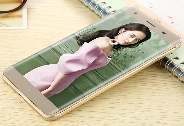 5.0 inches three netcom 4 g ultra-thin high clearly the screen Android smartphones