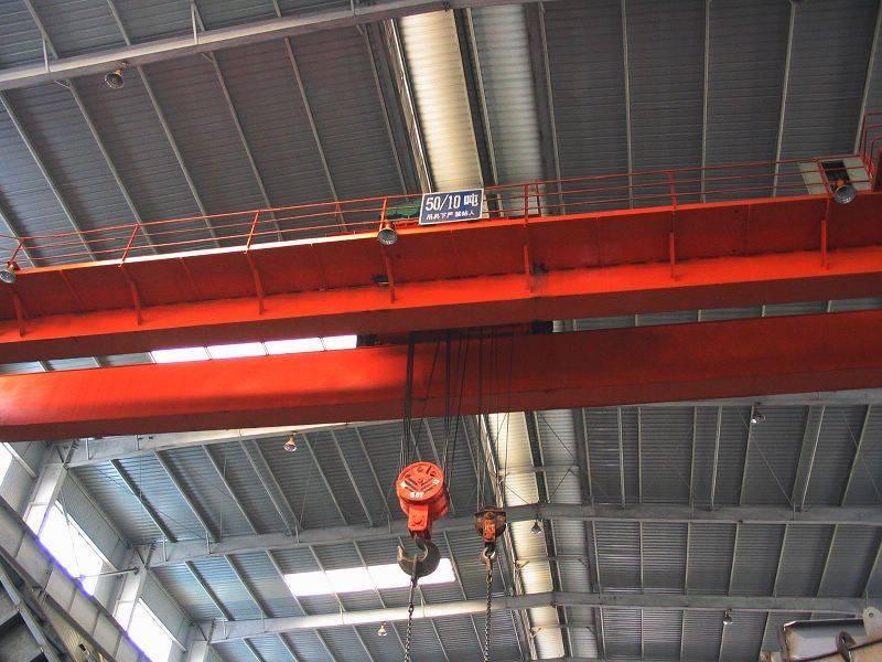 QD Model Double Beam Bridge Crane(Overhead Crane)