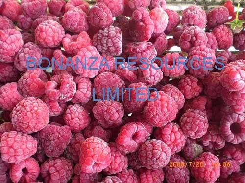Frozen/IQF Raspberry