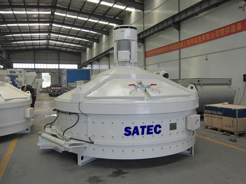 Planetary Mixer SMP1000/500 SATECON