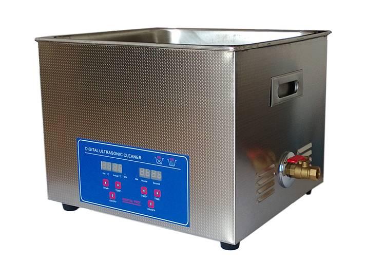 Protech lab dual frequency ultrasonic heating bath