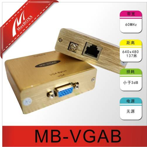 1-CH Passive VGA Balun