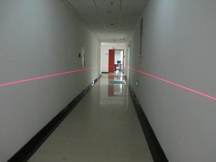 650nm 100mW red line laser module