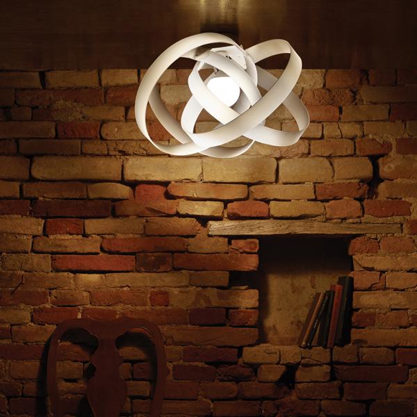 Italian Design Ceiling Lighting methacrylate Ceiling Lamp Nuvola