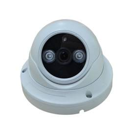 1080P 2.1Megapixels Indoor Fixed Dome Network Camera