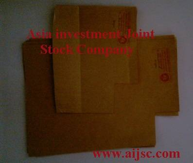 Improved Sack kraft paper NCC388 for cement bags