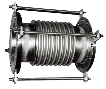 Coated steel fittings Expansion Joint (Bellows Type)