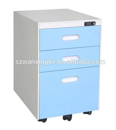 Mobile Pedestal Cabinet with lock