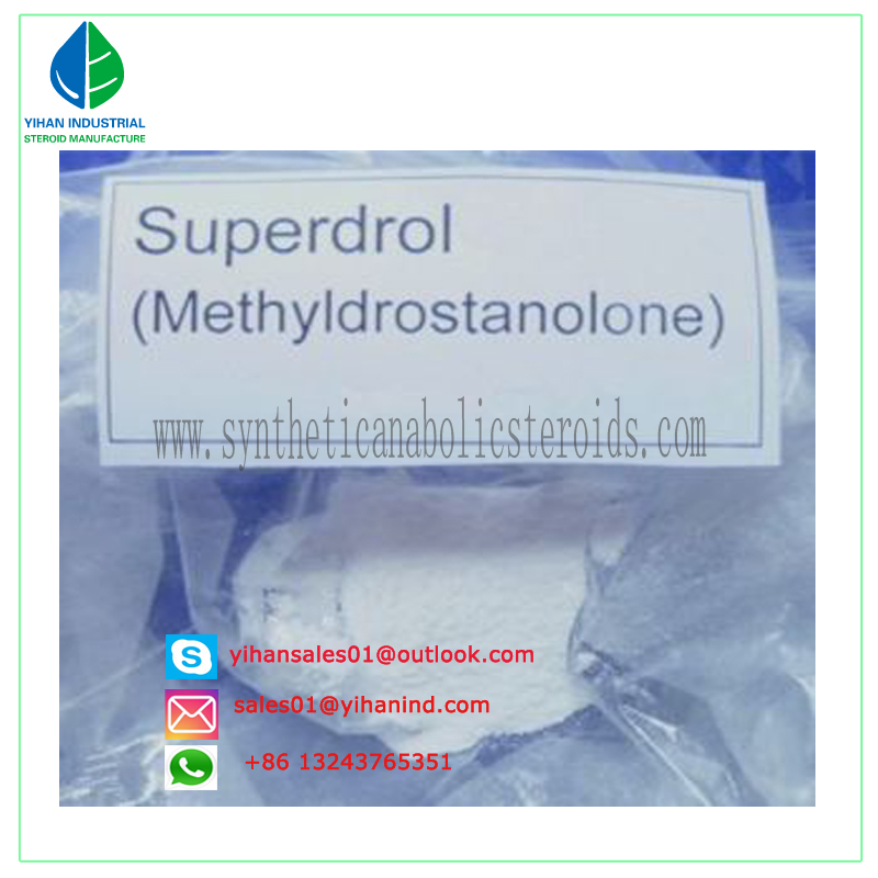 99% Purity Methasterone Superdrol 3381-88-2 Direct Selling Raw Powder Judy