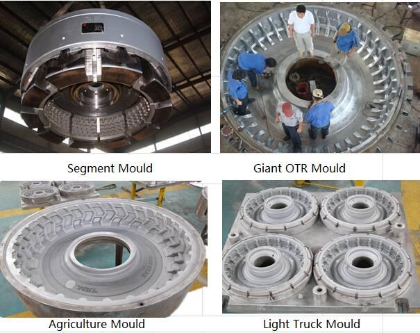 tyre mould tire mold segment mould