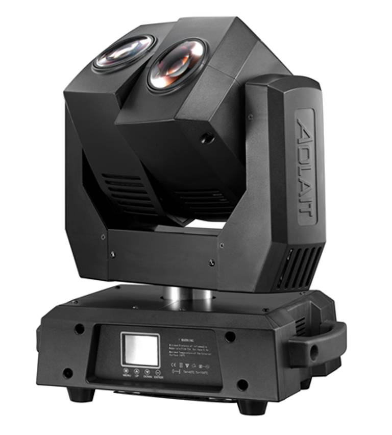 Dual Head 2R Moving Head Light