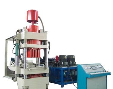 hydraulic brick making machine of 500 type