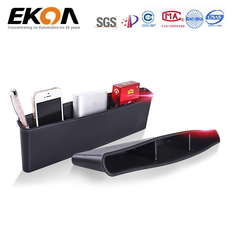 EKOA EK-138 Car Seat Organizer Gap Storage Box Car Seat Cracks Box