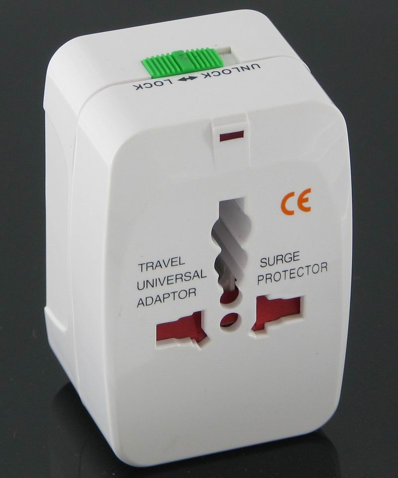 Universal Adapter, Suitable for Traveling and Promotional Purposes