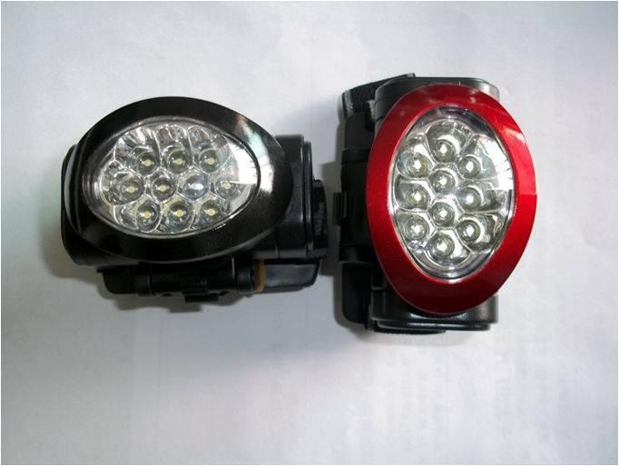 10LED headlight camping lamp