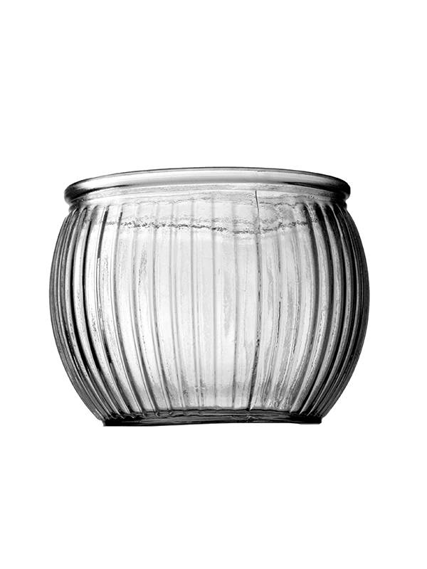 XG189-6491 Glass Jar Food packaging container Jam Jar Candy Jar